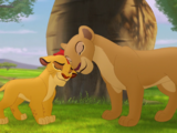 Kion/Relationships