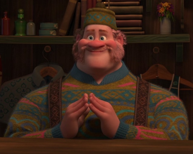 Oaken Disney Wiki Fandom Powered By Wikia