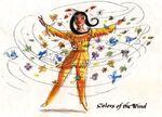 Pocahontas Early Concept (2)