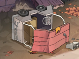 Mystery Cart