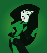 Shego Artwork