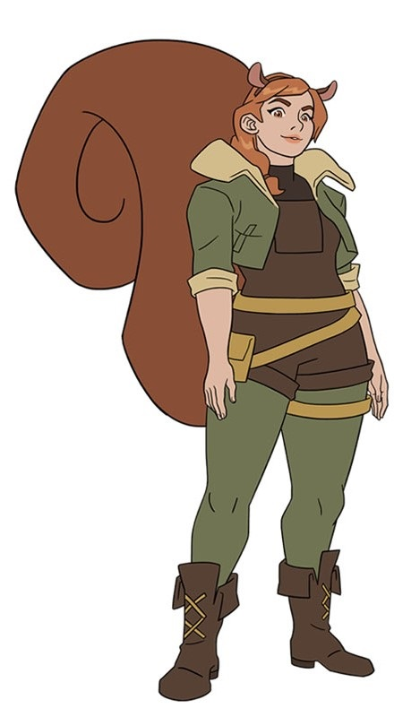 Squirrel Girl Disney Wiki Fandom Powered By Wikia