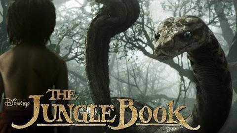 THE JUNGLE BOOK - Kaa - Ab 14