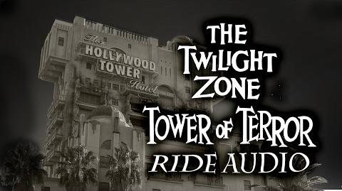 Tower of Terror Soundtrack (Source)