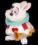 White Rabbit 2 Kingdom Hearts χ