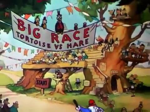 -ITA- - Walt Disney - 1935 - Silly Symphonies - La Lepre e la Tartaruga