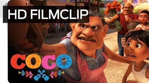 COCO - Filmclip Die Mariachi Plaza Disney•Pixar HD