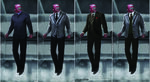 Captain America Civil War - Concept Art - Vision Costume Design