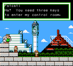 Chip 'n Dale Rescue Rangers 2 Screenshot 123