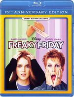 Freaky Friday 2003 Blu-Ray