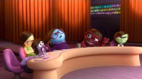 Dragon Rainbow/Erster Trailer zu Pixars Alles steht Kopf