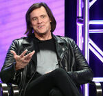 Jim Carrey Summer TCA Press Tour