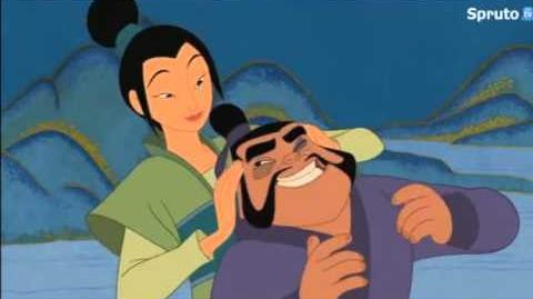 Mulan II - Mi chica es la razón