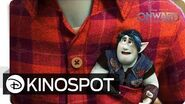 ONWARD KEINE HALBEN SACHEN – Kinospot Los geht's! Disney•Pixar HD
