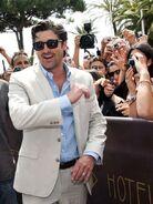 Patrick Dempsey 64th Cannes Fest
