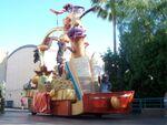 Pixar play parade ratatouille