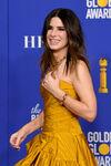 Sandra Bullock 77th Golden Globes