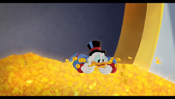 7cd04e7af Scrooge caballeros. Scrooge trying to save his money ...