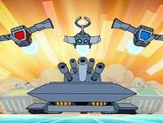 Superrobot Vehicles