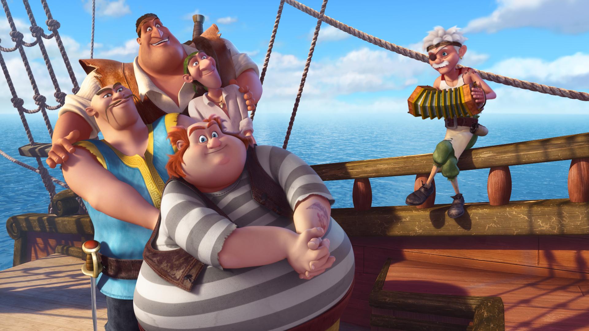 Pirate Crew The Fairy