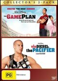 The Game Plan and The Pacifier 2009 AUS DVD