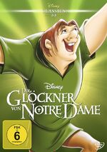 The Hunchback of Notre Dame 2018 Germany DVD