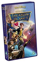 Treasure Planet (2003 UK VHS)