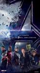 Vingadores - Ultimato - Teaser Pôster (Alternativo)