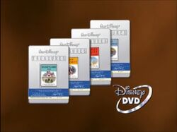 Walt Disney Treasures Wave One