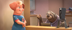 Zootopia Sloth Trailer 7