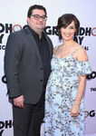Bobby Moynihan with wife Brynn O'Malley