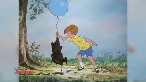 """Czas na kubusiową piosenkę """"To tylko chmurka deszczowa"""" - Przygody Kubusia Puchatka"""