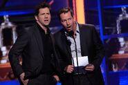 DB Sweeney & Jamie Kennedy hosting the NHL Awards