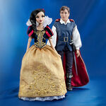 Disney Fairytale Designer Collection - Snow White and the Prince Dolls