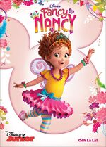 Fancy Nancy Voume 1 DVD