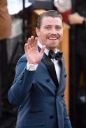 Garrett Hedlund 90th Oscars