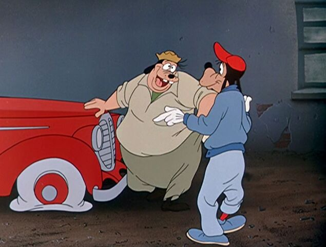 File:Goofy with a flat tire.jpeg