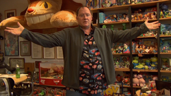 John Lasseter-Office-Toy Collection