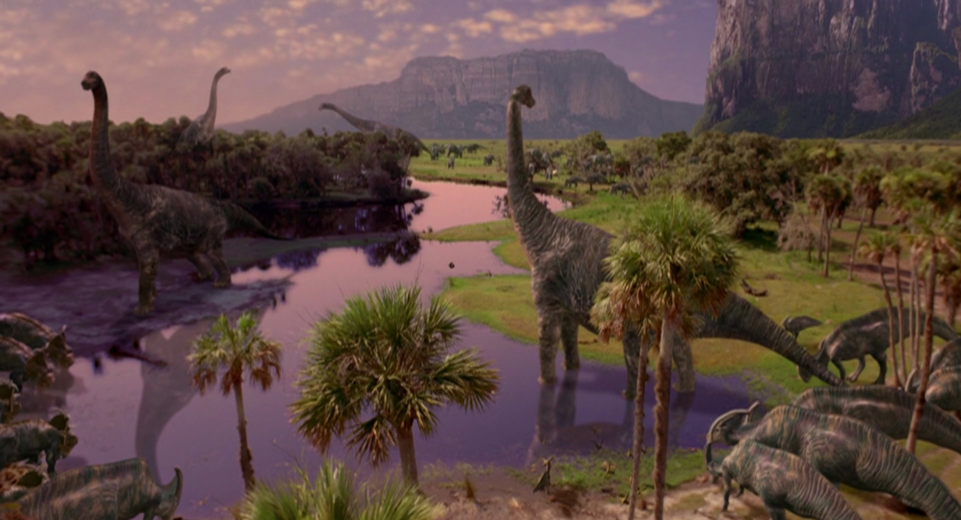 List Of Locations Used In Disney S Dinosaur Disney Wiki