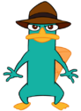 Perry The Platypus 2
