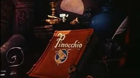Pinocho La Estrella Azul