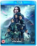 Rogue One UK Blu-Ray