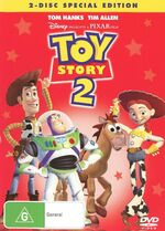 Toy Story 2 2005 AUS DVD