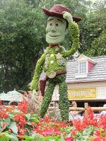Woody Topiary 2017