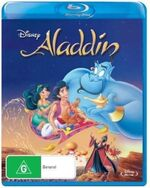 Aladdin 2013 AUS Blu Ray