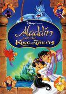 AladdinandtheKingofThieves 2005 DVD