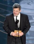 Andy Serkis 88th Oscars