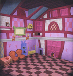 Bizarre Room (Art) 01