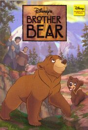Brother Bear disney wonderful world of reading hachette