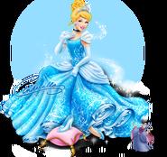Cinderella extreme princess photo